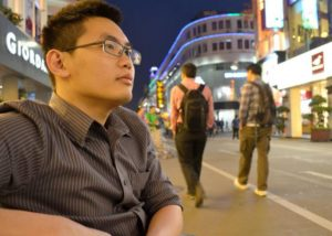 Duke in Xiamen